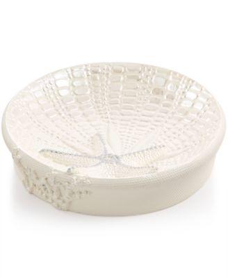Bath, Sequin Shells Soap Dish