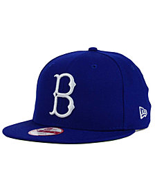 New Era Brooklyn Dodgers 2 Tone Link Cooperstown 9FIFTY Snapback Cap