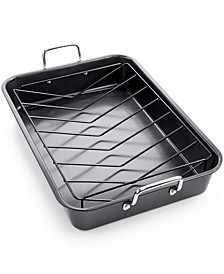 Nonstick Roaster & Rack, Created for Macy's