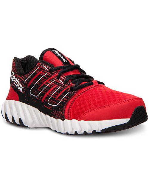 89c0ccb35b47 Reebok Big Boys  Twist Running Sneakers from Finish Line ...