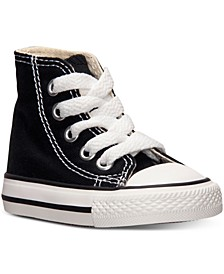 Toddler Boys' or Baby Boys' Chuck Taylor Hi Casual Sneakers from Finish Line