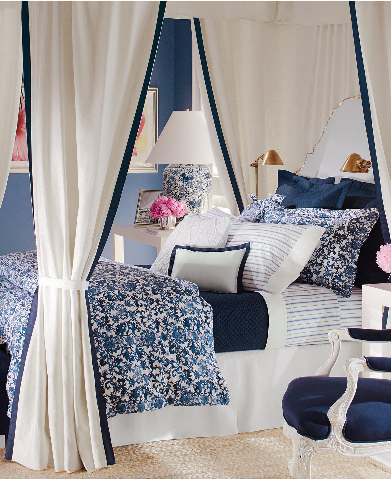 Ralph lauren polo bedding for girls - Larger View