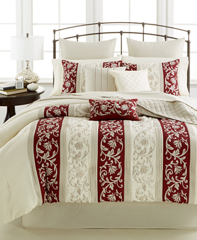 CLOSEOUT! Mara 10-Pc. Queen Comforter Set