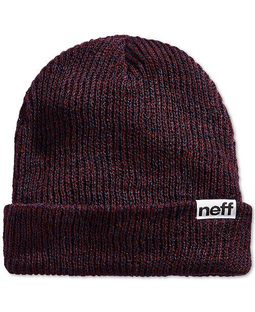 f5e6b57da37 Neff Daily Foldover Heathered Beanie - Hats