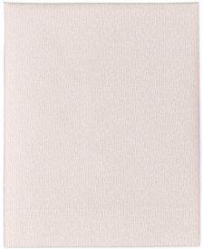 LAST ACT! Calvin Klein Blush Gossemer King/California King Flat Sheet