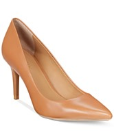 9071610295f1 Calvin Klein Women s Gayle Pointed-Toe Pumps
