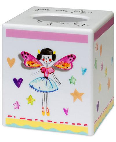 Creative Bath Faerie Princess Tissue Cover