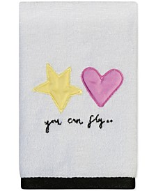 "Faerie Princess 12"" x 18"" Fingertip Towel"