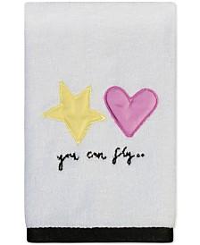 "Creative Bath Faerie Princess 12"" x 18"" Fingertip Towel"