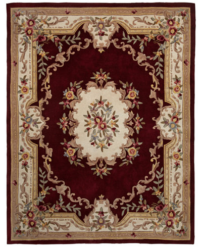 CLOSEOUT! KM Home Majesty Aubusson 3' x 5' Area Rug, Created for Macy's