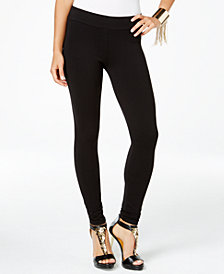 Thalia Sodi Solid Leggings, Created for Macy's