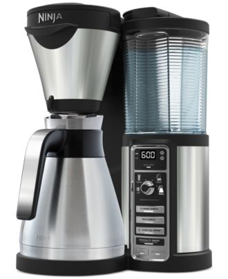 Ninja Coffee Maker Black Friday Deal : Ninja CFO87 Coffee Bar Coffee Maker