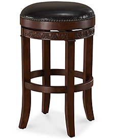 Portofino Counter Height Bar Stool, Quick Ship