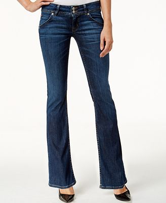 Hudson Jeans Signature Bootcut Jeans, Enlightened Wash - Jeans ...