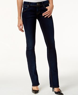 Hudson Jeans Beth Baby Zerene Wash Bootcut Jeans