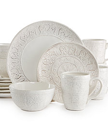 Maison Versailles Colette 16-Pc. Set, Service for 4