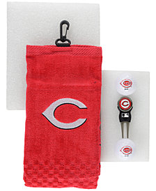 Team Golf Cincinnati Reds Golf Towel Gift Set