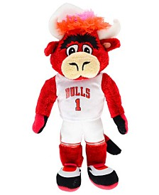 Forever Collectibles Benny the Bull Chicago Bulls 8-Inch Plush Mascot