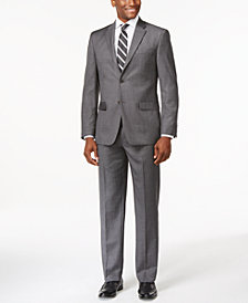 Tommy Hilfiger Modern-Fit Grey Suit Separates
