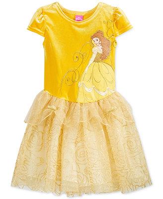 Disney Little Girls Belle Dress Kids & Baby Macy s