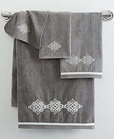 "Avanti Riverview 13"" x 13"" Washcloth"