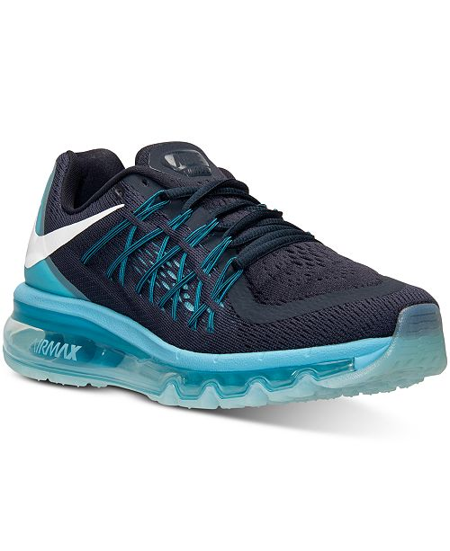 best service e0a96 26ce5 ... Nike Women s Air Max 2015 Running Sneakers from Finish Line ...