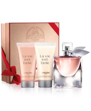 Lancome La vie est belle Moments Holiday Set