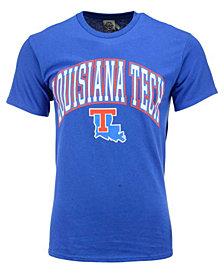 J America Men's Louisiana Tech Bulldogs Midsize T-Shirt
