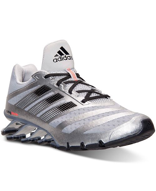 reputable site 6dd31 7bb45 ... adidas Men s Springblade Ignite Running Sneakers from Finish ...