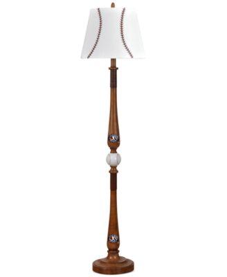 StyleCraft Little League Baseball Bat Floor Lamp