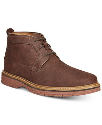Clarks Men's Newkirk Chukka Boots - All Men's Shoes - Men - Macy's