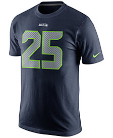 Nike Men's Richard Sherman Seattle Seahawks Pride Player T-Shirt