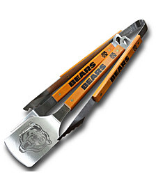 Sportula Chicago Bears 3-Piece Grilling Set
