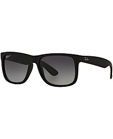 Ray-Ban Polarized Sunglasses , RB4165 JUSTIN GRADIENT