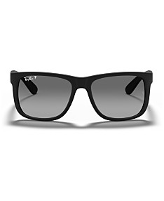 972db19b3 Ray-Ban Polarized Sunglasses , RB4165 JUSTIN GRADIENT