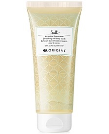 Incredible Spreadable Smoothing Salt Body Scrub 6.7 oz.