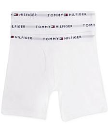 Men's Cotton Boxer Brief 3-Pack