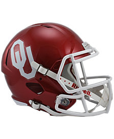 Riddell Oklahoma Sooners Speed Replica Helmet