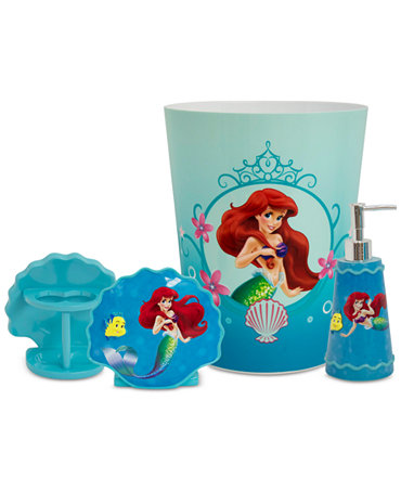 The little mermaid bathroom set 28 images little mermaid bathroom set figure cepatoikilafe - Little mermaid bathroom ideas ...