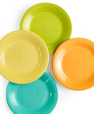 Fiesta Dinner Plates