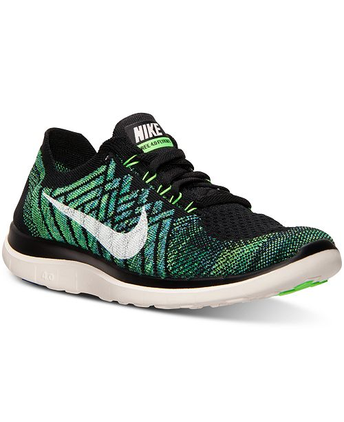 reputable site 5d33a 015ef Nike. Women s Free Flyknit 4.0 Running Sneakers from Finish Line. 76  reviews. main image  main image ...