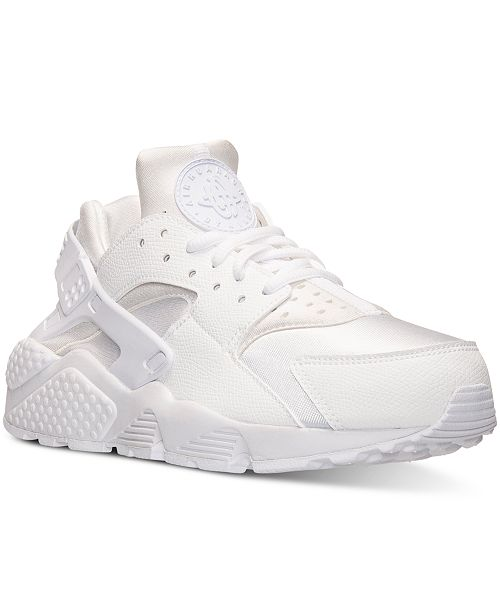 e2e9a6c1d00 Nike Women s Air Huarache Run Running Sneakers from Finish Line ...