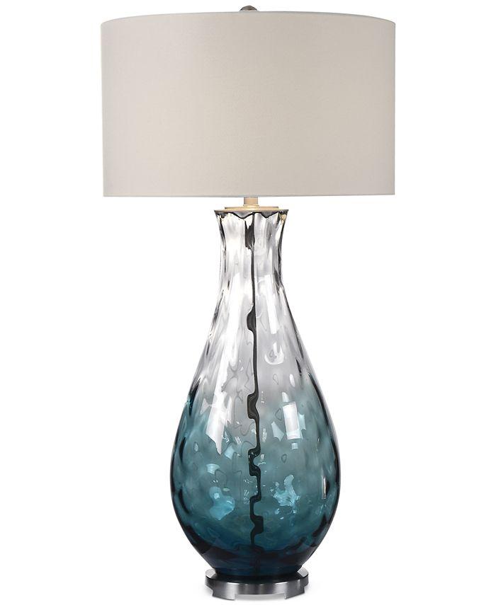 Uttermost - Vescovato Water Glass Table Lamp
