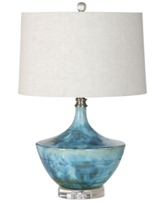 Uttermost Chasida Ceramic Table Lamp - Lighting & Lamps - For The ...