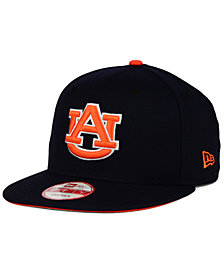 New Era Auburn Tigers Core 9FIFTY Snapback Cap