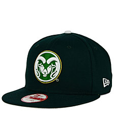 New Era Colorado State Rams Core 9FIFTY Snapback Cap
