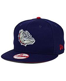 Gonzaga Bulldogs Core 9FIFTY Snapback Cap