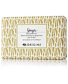 Origins Ginger Savory Bath Bar, 7 oz