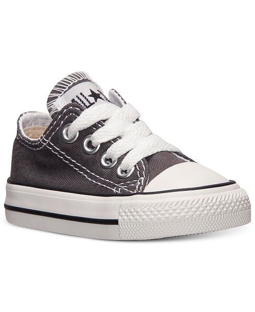 d2ac86615466 ... Converse Toddler Boys  Chuck Taylor Original Sneakers from Finish ...