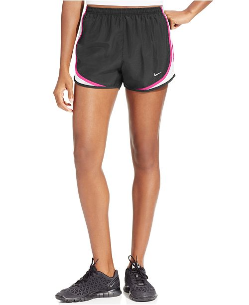 5dbde25344d8 Nike Dri-FIT Tempo Running Shorts & Reviews - Shorts - Women - Macy's